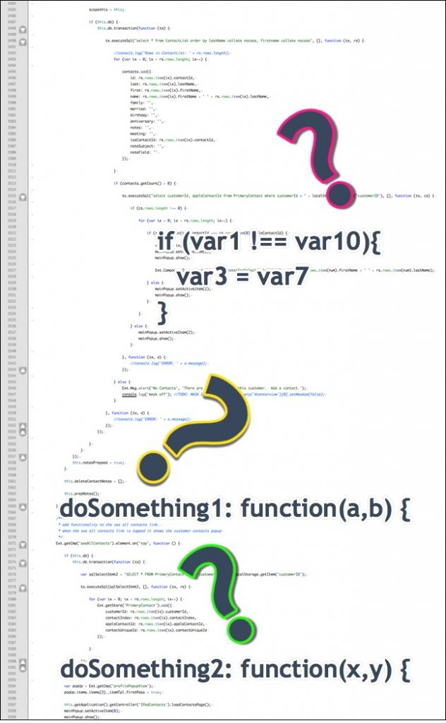 Crappy Code Image